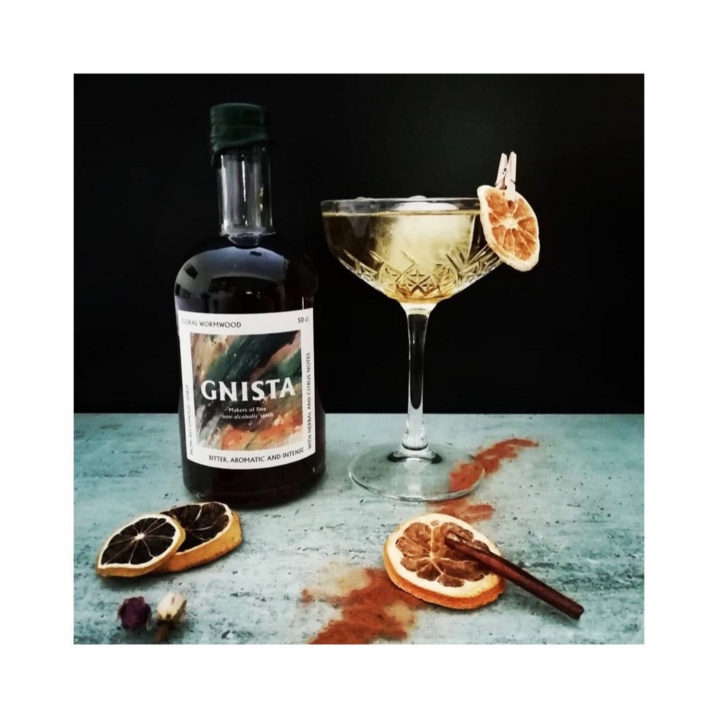 Gnista Coupette by Cocktail Alchemists